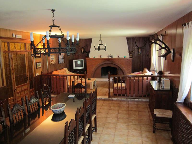 Casa Rural en Cabañeros. Horiagua.